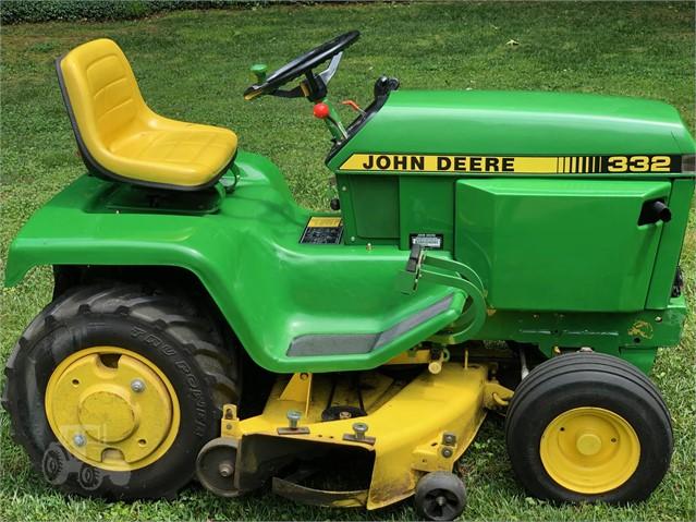 John Deere 332 >> 1990 John Deere 332 For Sale In Edgewater Maryland Tractorhouse Com