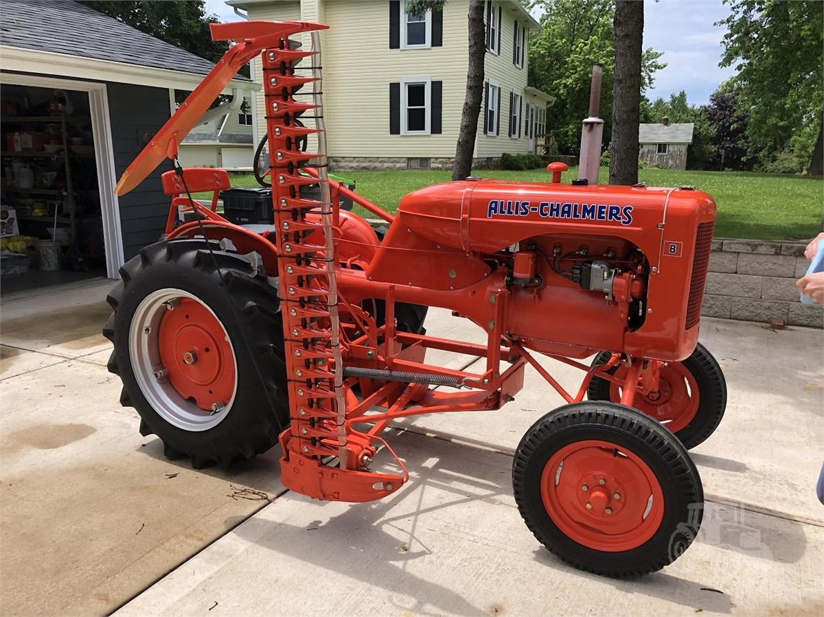 1939 allis chalmers b for sale in sycamore illinois tractorhouse com 1939 allis chalmers b for sale in sycamore illinois