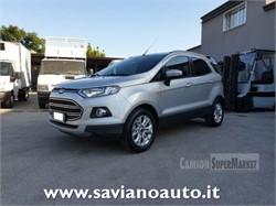 Ford Ecosport Titanium  Usato