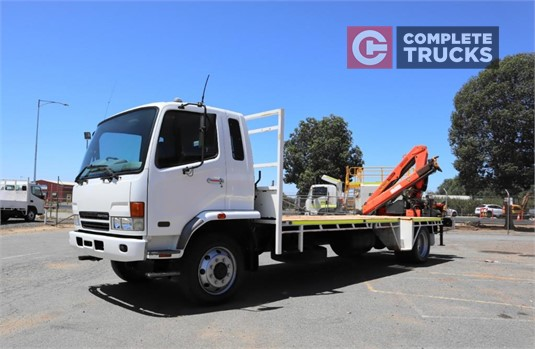 2004 Mitsubishi Fighter Complete Equipment Sales Pty Ltd - Trucks for Sale