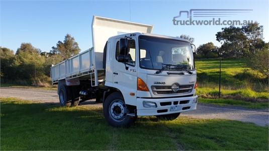 2008 Hino FG - Trucks for Sale