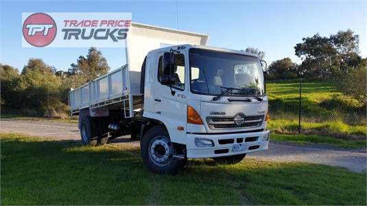 2008 Hino FG Trade Price Trucks  - Trucks for Sale