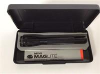 Mini Maglite in Case