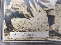 Sallee, P. St. Louis, #358, N.L.