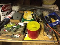 Large Garage Shelf Lot