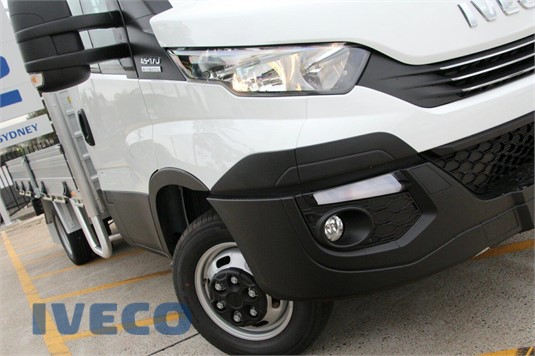 2019 Iveco Daily Iveco Trucks Sales - Trucks for Sale
