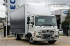 2018 Hino 500 Series Tautliner / Curtainsider