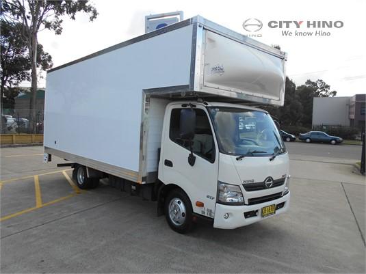 2014 Hino 300 Series 617 City Hino - Trucks for Sale