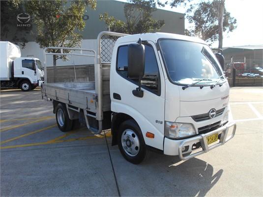 2014 Hino 300 Series 616 IFS City Hino - Trucks for Sale
