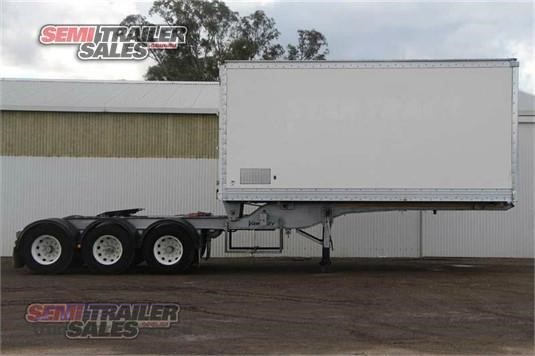 1990 Vawdrey Pantech Trailer - Trailers for Sale