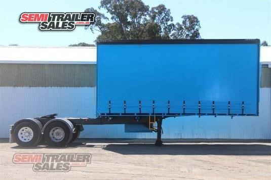 2010 Topstart Curtainsider Trailer Semi Trailer Sales - Trailers for Sale