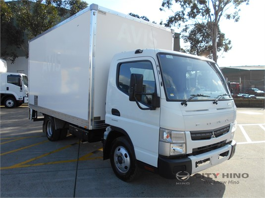 2015 Fuso Canter 615 City Hino - Trucks for Sale