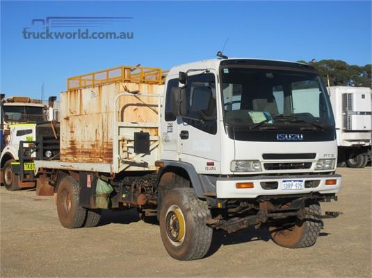 2001 Isuzu FTS - Trucks for Sale