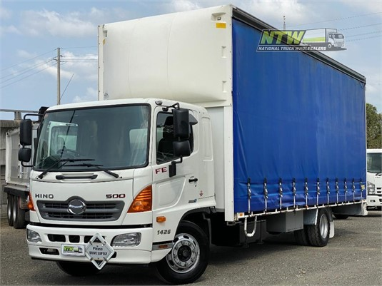 2015 Hino FE1426 National Truck Wholesalers Pty Ltd - Trucks for Sale