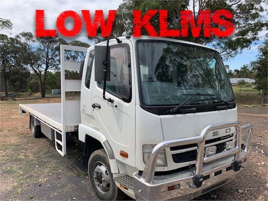 2009 Fuso FK600 Southern Star Truck Centre Pty Ltd  - Trucks for Sale