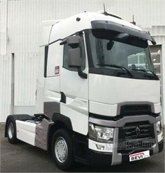 RENAULT T HIGH  used