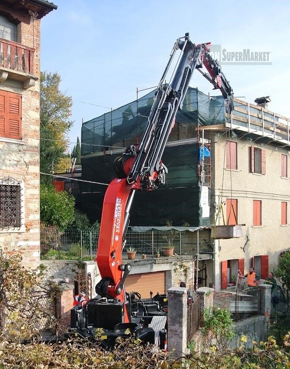BG|LIFT CWE525 Nuovo 2019 Emilia-Romagna