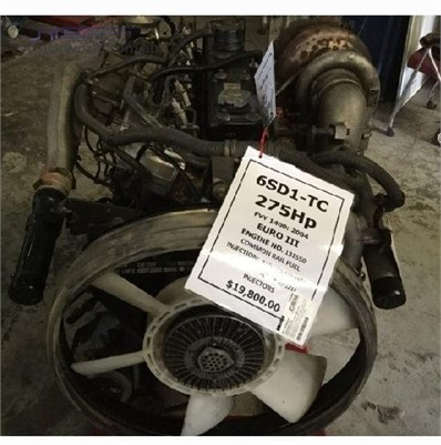 Isuzu Engine 6SD1T Just Isuzu Wrecking - Parts & Accessories for Sale