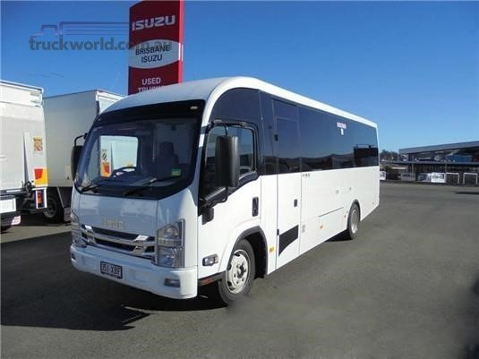 2016 Isuzu other Just Isuzu Wrecking - Buses for Sale