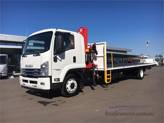2018 Isuzu FSR 140 120-260 Just Isuzu Wrecking - Trucks for Sale