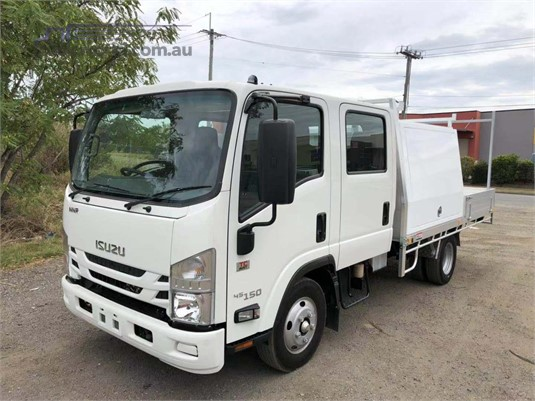 2018 Isuzu other Just Isuzu Wrecking - Trucks for Sale