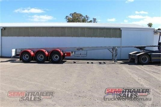 2010 Southern Cross Skeletal Trailer - Trailers for Sale