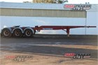 2005 Maxitrans Skeletal Trailer Skeletal Trailers