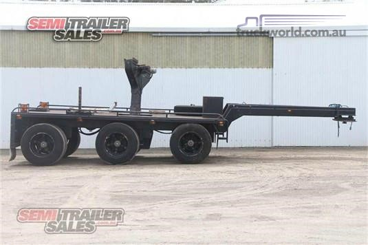 1997 Sfm Engineering Dolly - Trailers for Sale
