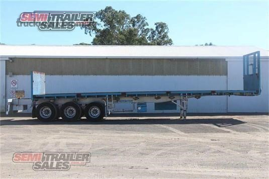 2004 Maxitrans Flat Top Trailer - Trailers for Sale