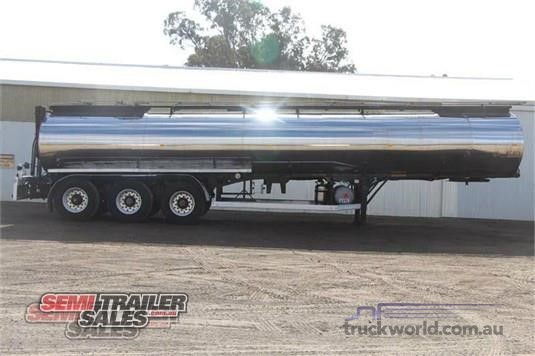 1991 Air Ride Tanker Trailer - Trailers for Sale