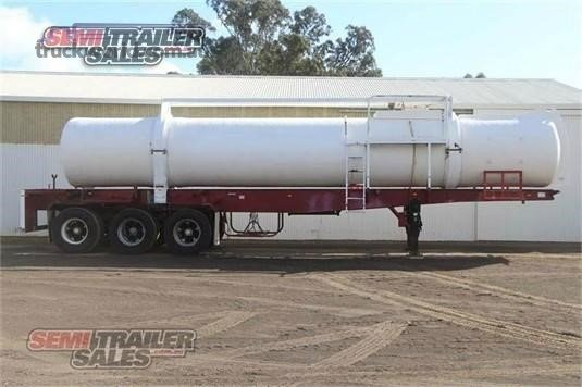 1992 Gte Tanker Trailer - Trailers for Sale