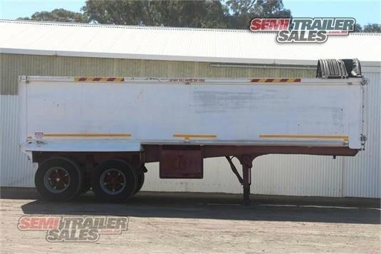1979 White Transport Equipment Tipper Trailer - Trailers for Sale