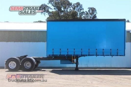 2010 Topstart Curtainsider Trailer - Trailers for Sale