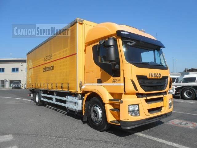 Iveco STRALIS 330 used 2013