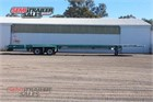 2005 Barker Skeletal Trailer Skeletal Trailers