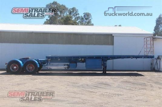 1999 Freighter Flat Top Trailer - Trailers for Sale
