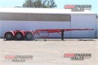 2001 Maxitrans Skeletal Trailer Skeletal Trailers