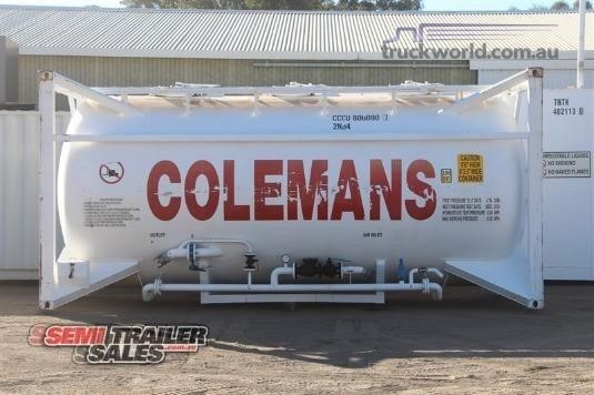 2008 Cimc Tanker Trailer - Trailers for Sale