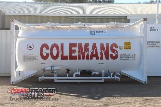 2008 Custom Tanker Trailer - Trailers for Sale