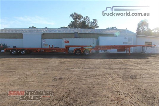 2010 Topstart Drop Deck Trailer - Trailers for Sale