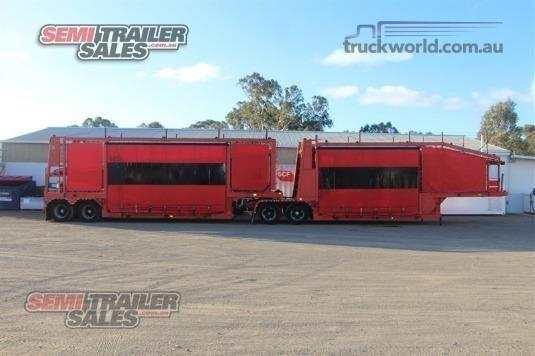 2011 Custom Car Carrier Trailer - Trailers for Sale