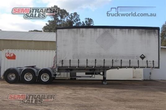 1996 Vawdrey Curtainsider Trailer - Trailers for Sale