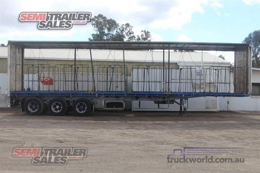 1994 Freighter Curtainsider Trailer - Trailers for Sale