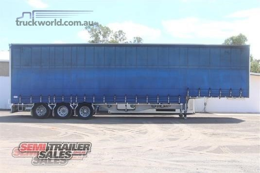 2008 Vawdrey Curtainsider Trailer - Trailers for Sale