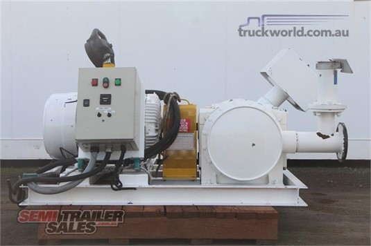 Truck Body Skid Mounted Pump - Truck Bodies for Sale