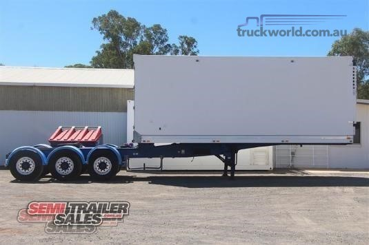 2005 FTE Refrigerated Trailer - Trailers for Sale