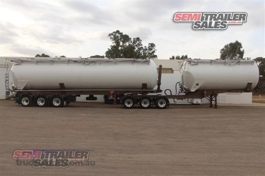 2007 Convair Tanker Trailer - Trailers for Sale