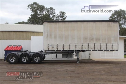 Maxitrans Curtainsider Trailer - Trailers for Sale