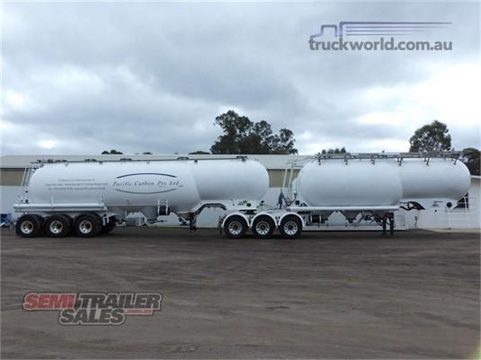 2007 Bulk Pressure Tankers Tanker Trailer - Trailers for Sale