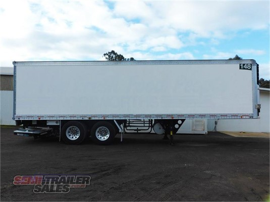 2004 Peki Refrigerated Trailer - Trailers for Sale